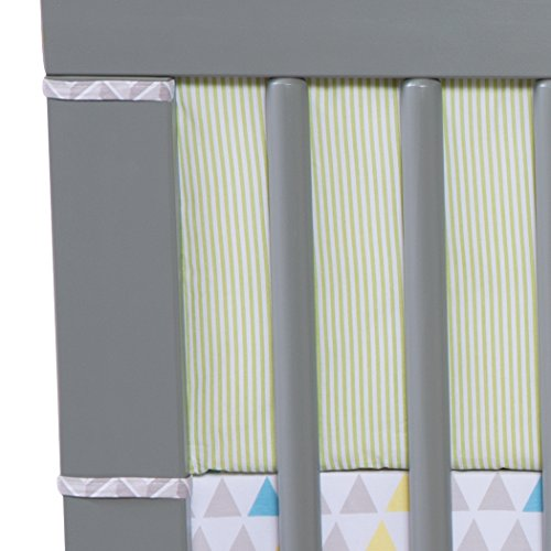 Trend Lab Triangles Crib Bumpers Furniture Baby Toddler