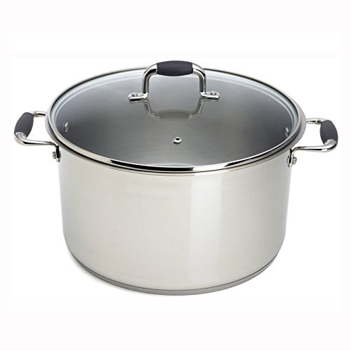 Pauli Cookware 7 Quart Never Burn Stock Pot (7 Quart)