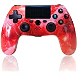 CHENGDAO PS4 Controller Wireless Bluetooth Dual Shock Gamepad with Touch Pad High-Precison Controller for Playstation 4 / PS4 Pro/Slim/PC (Bryce Canyon) (Color: Bryce Canyon)