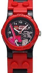 LEGO腕時計 StarWars Darth Vader