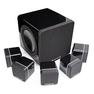 Cambridge Audio - Minx S215 v2 - 5.1 Home Cinema System - High Gloss Black