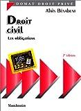 echange, troc Alain Bénabent - Droit civil : Les obligations, 7e édition