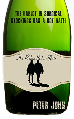 Book: The Rekindled Affair by Peter John