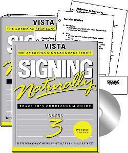 Amazon com signing naturally level 3 teacher s curriculum guide and