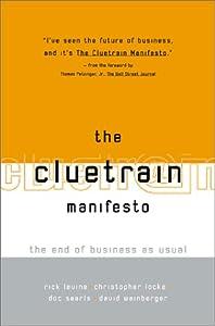 """Cover of """"The Cluetrain Manifesto: The En..."""