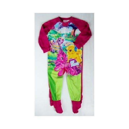 Amazon.com: My Little Pony Toddler Girls Blanket Sleeper
