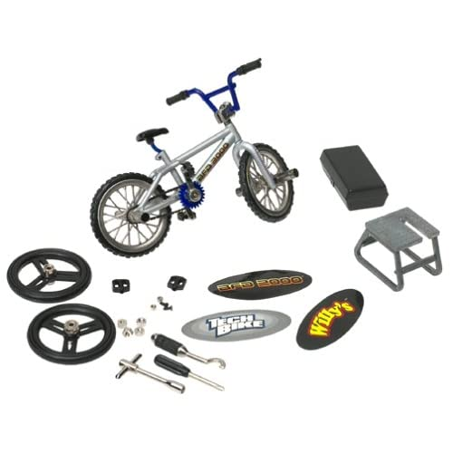 Amazon.com: Tech Deck Bike System- BFD 2000 Mini Bike: See Individual