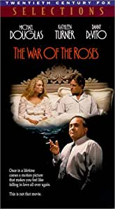 War of the Roses [VHS]