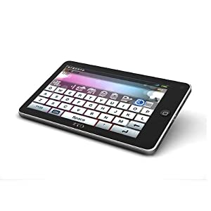 7 Touch Tablet Internet Media Player 2Gb Google Android Os - ROCKCHIP CPU