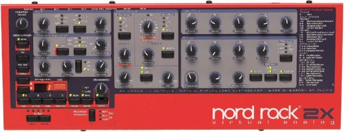 Nord Rack 2X Virtual Analog Rack Synthesizer (AMS-NR2X)