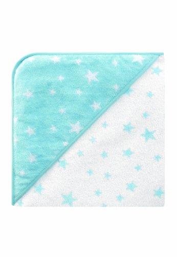 bellybutton-hooded-towel-light-blue-stars-0-12-months