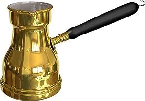 Small Brass Ibrik