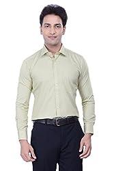 Dewberrys Men's Striped formal Shirt