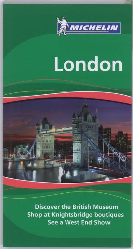 Michelin Green Guide London (Michelin Green Guides)