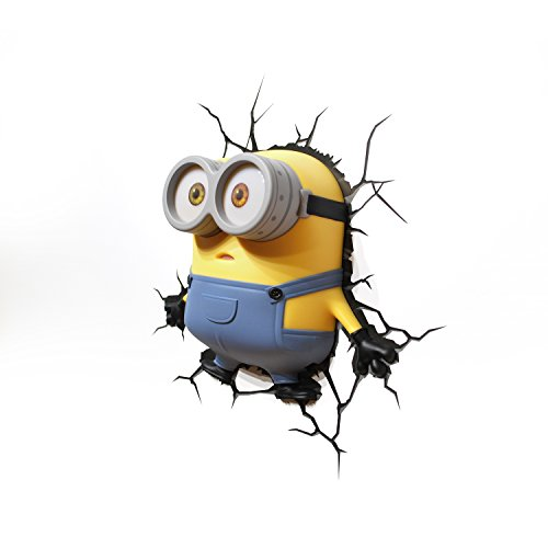 3D Light Fx Minion Bob 3D Deco Light