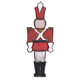 Sizzix Bigz Die - Toy Soldier by Tim Holtz