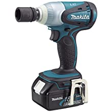 Makita BTW251 18-Volt 1/2-Inch LXT Lithium-Ion Cordless Impact Wrench Kit