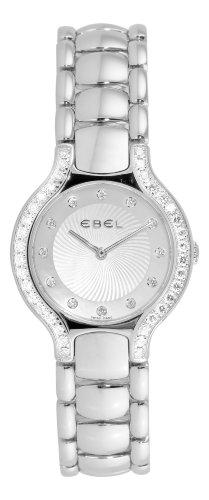 Ebel Women's 9976428/9996050 Beluga Mother-Of-Pearl Diamond Dial Watch