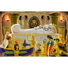 Melissa & Doug Tomb of Kings 100-Piece Floor Puzzle