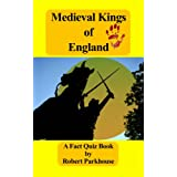 Medieval Kings of England Fact Quiz Bookby Robert Parkhouse