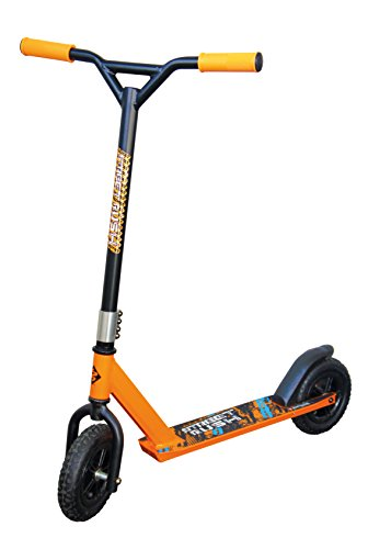Street Surfing Scooter Street Rush Orange Black
