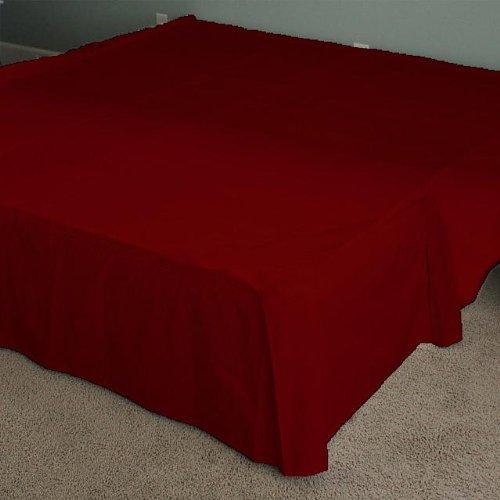 18 Inch Bedskirt Queen 1046 front