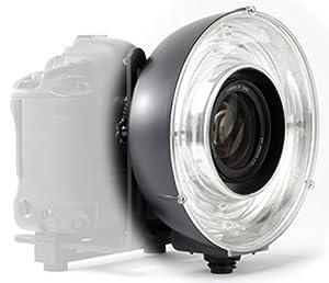 Elinchrom EL 20492 RQ Ringflash Eco with Removable Diffuser for Elinchrom Quadra; manu. price = $594.88