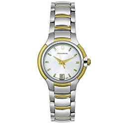 Accutron Women's 28M05 Torino Two-Tone Bracelet Watch