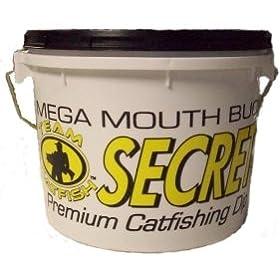 SECRET 7 catfish bait 64 oz