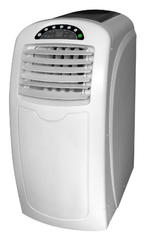 SoleusAir 10,000 BTU Portable Air Conditioner with Dehumidifier and Remote contorl, #PE7-10R-03