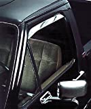 Auto Ventshade 12032 Ventshade 2-Piece Stainless Steel Window Visor