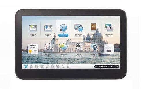 acheter tablette tactile ordissimo 12 pouces ordinateurs. Black Bedroom Furniture Sets. Home Design Ideas