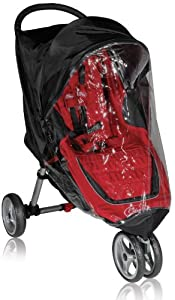Baby Jogger City Mini Single Rain Canopy PVC Free (Discontinued by Manufacturer)