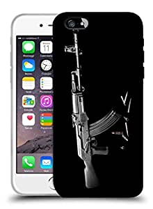 Snoogg Snipper Designer Protective Back Case Cover For IPHONE 6 PLUS