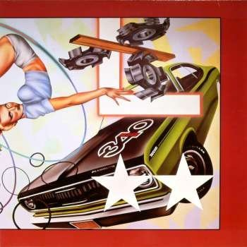 THE CARS heartbeat city, gatefold, 960 296-1