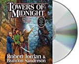 Towers of Midnight (Wheel of Time) [Audiobook, CD, Unabridged] Publisher: Macmillan Audio; Unabridged edition