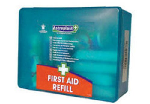 WALLACE 1-50 PERSON FIRSTAID KIT RE FILL