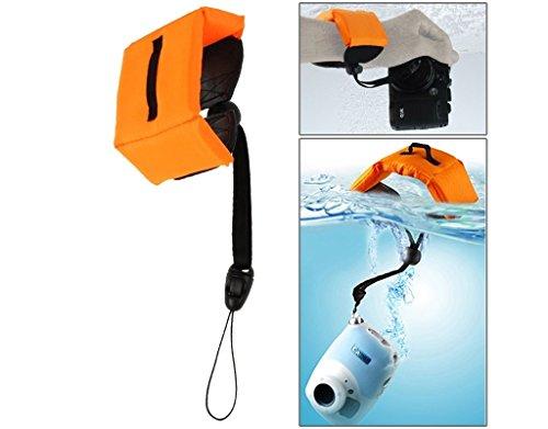 Fone-Stuff poignet flottante sangle sous-marine bobber avec le dégagement rapide pour GoPro hero4 / 3 + / 3/2/1 + xiaomi + caméras sj