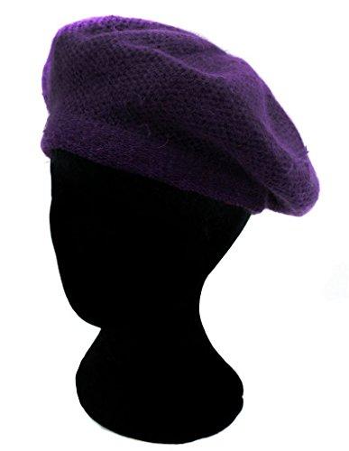 Bret-pour-femmes-violet-bonnet-francais-des-pays-basques
