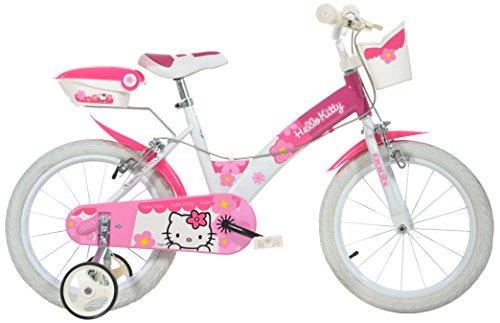 16 Zoll Kinderfahrrad Fahrrad Jugendräder Hello Kitty