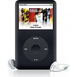 Apple iPod classic 160GB - Black - 6th Generation