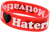 DGK Haters Bracelet - Red