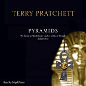 Pyramids: Discworld, Book 7 | Terry Pratchett