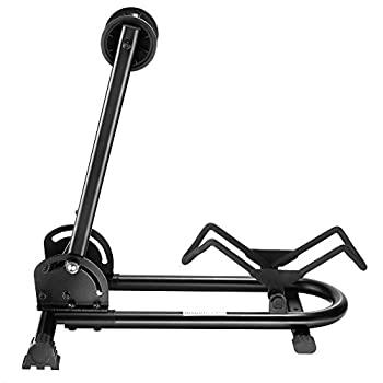 RAD Cycle Products Bicycle Storage Floor Stand Foldable Bike Rack