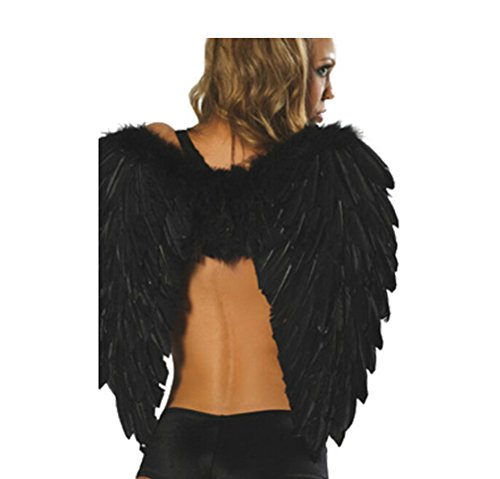 Women's Halloween Large Wings