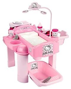 Ecoiffier Hello Kitty Nursery Centre Toys