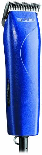 Andis EasyClip Groom Detachable Blade Clipper Kit - Blue, Pet Grooming, MBG-2 (21485)