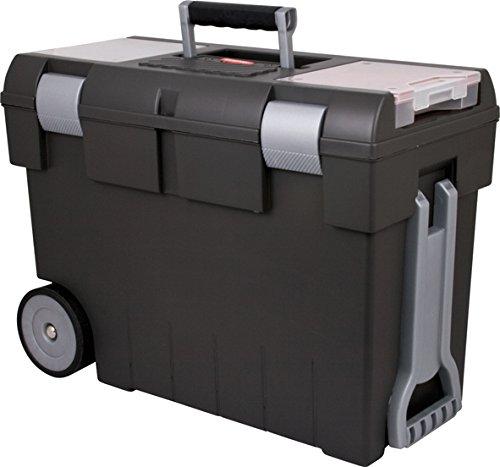CURVER-Werkzeugwagen-Werkzeugtrolley-Rollkoffer-Werkzeugkoffer-Trolley