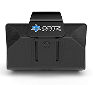 Ortz PS4 Power Bank Adapter [FREE CHARGING CABLE] Rechargeable Battery Pack Charger - Best External Controller PowerPak Extended Battery for Playstation 4 Gamepad - 1000 mAh