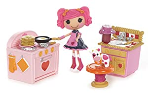 Mini lalaloopsy playset berry 39 s kitchen for Mini kitchen playset